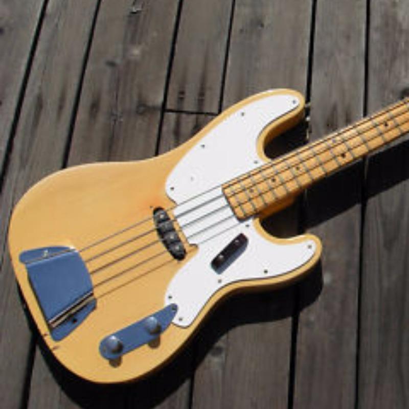 הסמל האישי של.Fender